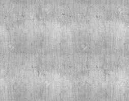 Smooth Wall Seamless Grey Smooth New Concrete Wall Texture Stock Photo