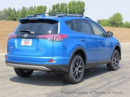 toyota rav4 2017 new toyota rav4 se fwd at toyota of clovis serving clovis