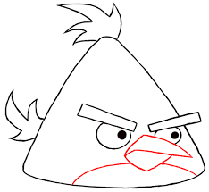 draw angry birds draw central