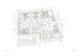 Machine Shop Floor Plan by Gallery Of The Diamond Twelve Architects 12