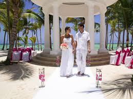 wedding vacation registry beautiful destination wedding location barceló bávaro