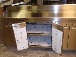 manufacture and install custom stainless steel equipment