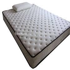sleep better bamboo pocket spring mattress vacuum rollable