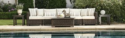 woven patio furniture northern virginia wicker outdoor furniture washington dc