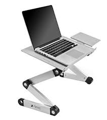 adjustable laptop desk stand executive office solutions portable adjustable aluminum laptop desk
