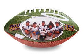 engraved football gifts make a personalized fullsize football personalized