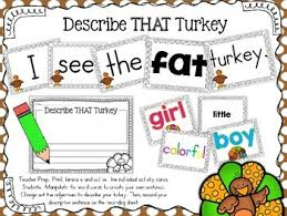 thanksgiving literacy centers a free preview by tara west tpt