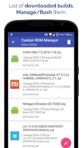 rom manager apk app custom rom manager apk for windows phone android and apps