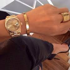 cartier rings gold images Jewels rolex cartier ring gold jewelry bracelets stacked jpg