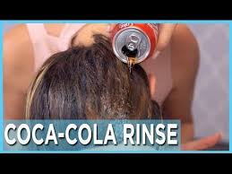 coke cola rinse for hair the 25 best beauty hacks coca cola hair ideas on pinterest coca