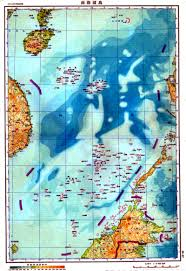 Chinese Map South China Sea Chinese Maps