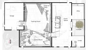 Yoga Studio Floor Plan by Effigy Studios Portfolio Inform Studio