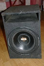 use car subwoofer in home theater buy new 12