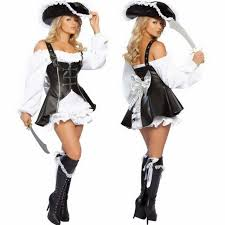 Mobster Halloween Costumes Aliexpress Buy Punk Pirate Costume Women Party