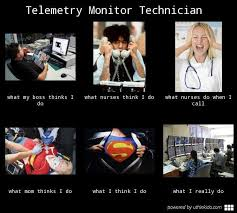 Meme Monitor - telemetry meme telemetry monitor technician i heart the heart