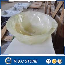 elegant onyx marble bathroom sink wash basin price buy wash