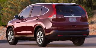 honda crv lease ten top car lease and financing incentives for february