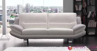 canap design pas chere canap design cuir blanc fabulous canape cuir fantastique canape