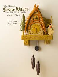 Blue Cuckoo Clock Snow White Cottage Cuckoo Clock Cuckoo Clocks Snow White And