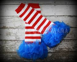 customizable red white blue striped leg warmers tutu tights