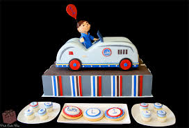 1st birthday car dessert table u0026 cake childrens cakes
