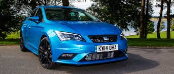 can a diesel hatch like the seat leon tdi 184 convince
