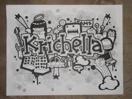 doodle with name easy to draw doodles with names doodle learn doodling name