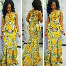 latest ankara in nigeria latest ankara skirt and blouse styles in nigeria 2016 fashionte