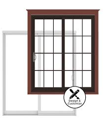 Andersen Gliding Patio Doors 200 Series Narroline Gliding Patio Door