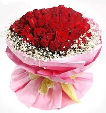 big bouquet of roses florist singapore delivering fresh flowers everyday online