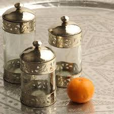 Glass Canisters Kitchen 100 Clear Glass Canisters For Kitchen Shop Allen Roth