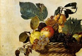 basket of fruit still caravaggio caravaggio s basket of fruit