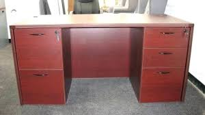 Locking Computer Desk Desk With Locking Drawers Modern Computer Foter Intended For