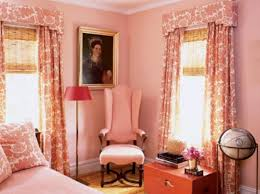 coral bedroom curtains coral bedroom curtains with georgian style ideas also floral pattern