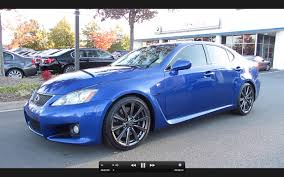 lexus sports car isf 2008 lexus is f start up exhaust and in depth tour youtube