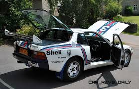rally porsche ccwin 1981 porsche 924 martini rally car 20