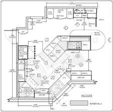 Autocad For Kitchen Design Modern Autocad Kitchen Design Image 091a 441