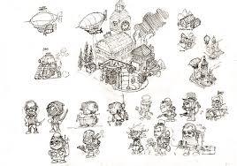steampunk rts by noden on deviantart