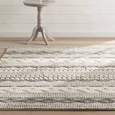 Area Rug Images Laurel Foundry Modern Farmhouse Billie Tufted Gray Ivory Area