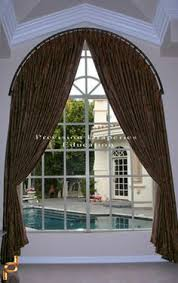 Arch Window Curtain Arched Window Curtain Rod Home Projects Pinterest Arched