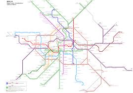 Madrid Subway Map Berlin Metro Map Subway Berlin Metro Map Mapseek Road Map Of