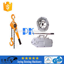 liftking yale type manual chain lever block high quality ce