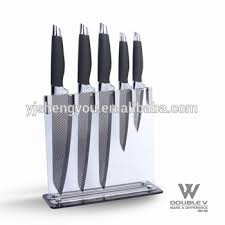 kitchen knife roality line view colour kitchen knife set double