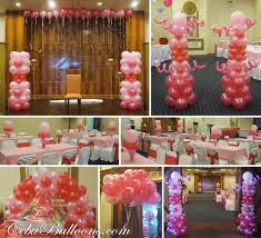 Home Balloon Decoration by Balloon Decoration Ideas For 18th Birthday Home Decor Ideas