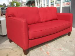 Red Sofa Furniture Uhuru Furniture U0026 Collectibles Sold Bauhaus Red Sofa 320