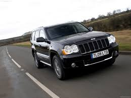 jeep grand cherokee limited jeep grand cherokee s limited uk 2008 picture 4 of 18