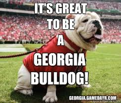 great to be a georgia bulldog pic its great to be a georgia