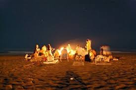 Beach Fire Pit by California San Francisco Tourist Attractions Area A