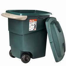 Large Kitchen Trash Can With Lid by 13 Gallon Trash Cans Locking Lid Metal Can 10411aba Eccc 47e7 8209