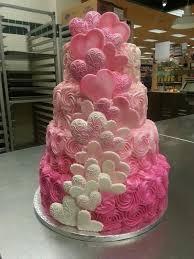 247 best cake design hearts images on pinterest valentine cake